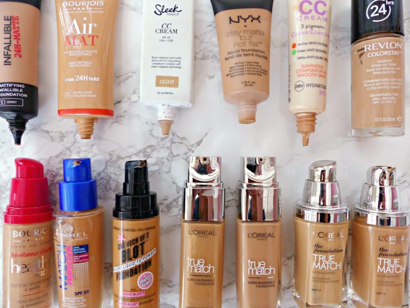 Makeup-Foundation